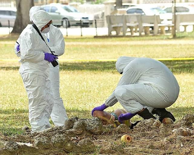 【※閲覧注意※】カリブ海で殺害された長木谷麻美さんの遺体画像。 直前までツイートしてたんだな。。(画像あり)・2枚目