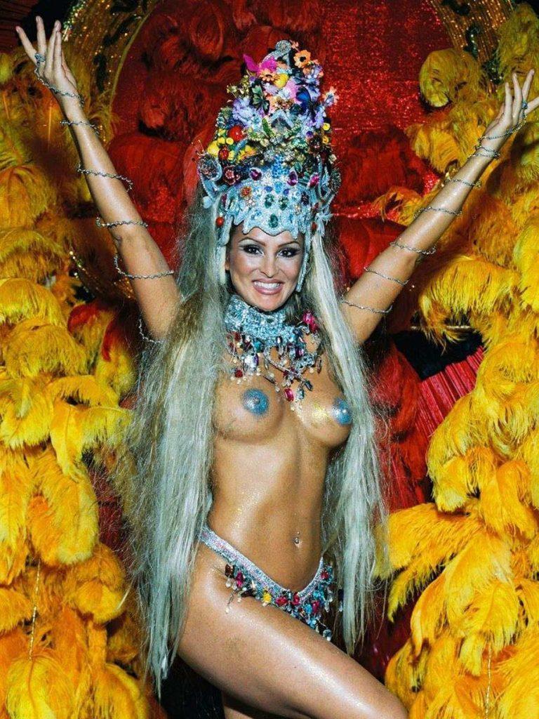 【画像あり】サンバカーニバルとかいう露出狂の集まり、逮捕レベルだろコレwwwwwwww・10枚目