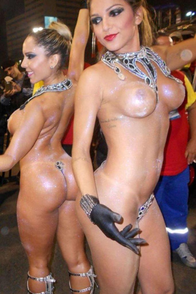 【画像あり】サンバカーニバルとかいう露出狂の集まり、逮捕レベルだろコレwwwwwwww・14枚目