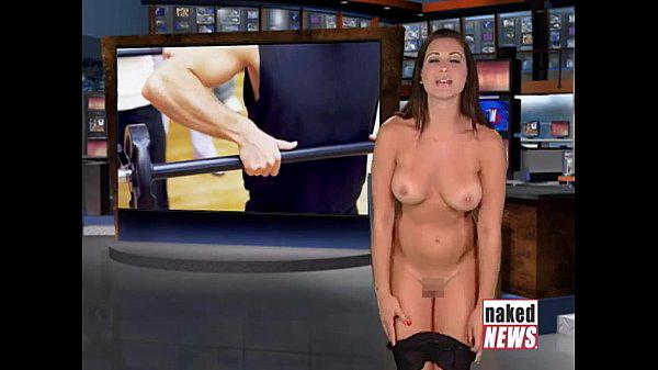【※朗報】女子アナが全裸でニュースを伝える海外の番組エッッロwwwwwwwwwwwwwwwwwwwww(画像あり)・17枚目