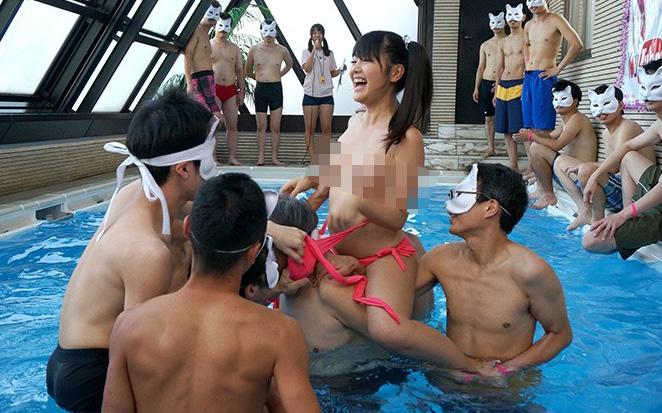 【※衝撃※】「例のプール」ジュニアアイドルも使用してるという事実wwwwwwwwwwwww・19枚目