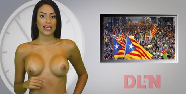 【※朗報】女子アナが全裸でニュースを伝える海外の番組エッッロwwwwwwwwwwwwwwwwwwwww(画像あり)・19枚目