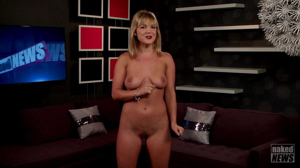 【※朗報】女子アナが全裸でニュースを伝える海外の番組エッッロwwwwwwwwwwwwwwwwwwwww(画像あり)・2枚目