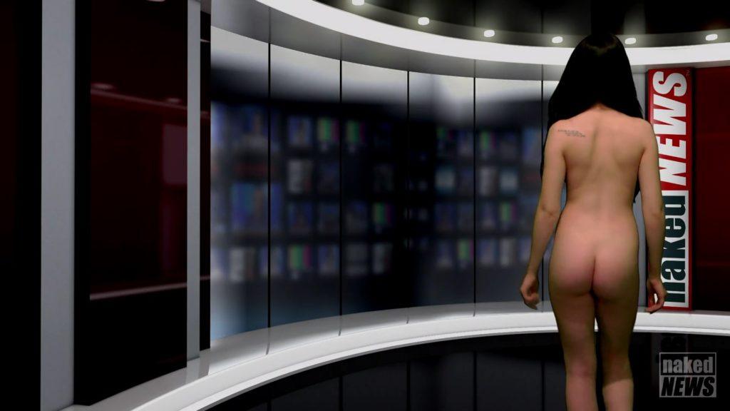 【※朗報】女子アナが全裸でニュースを伝える海外の番組エッッロwwwwwwwwwwwwwwwwwwwww(画像あり)・20枚目