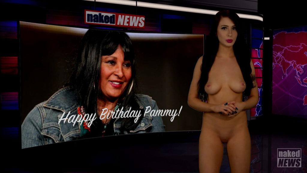 【※朗報】女子アナが全裸でニュースを伝える海外の番組エッッロwwwwwwwwwwwwwwwwwwwww(画像あり)・21枚目