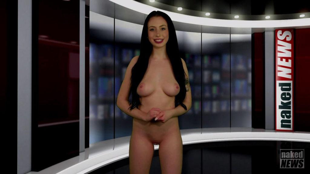 【※朗報】女子アナが全裸でニュースを伝える海外の番組エッッロwwwwwwwwwwwwwwwwwwwww(画像あり)・25枚目