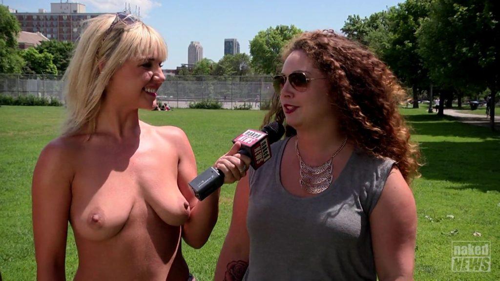 【※朗報】女子アナが全裸でニュースを伝える海外の番組エッッロwwwwwwwwwwwwwwwwwwwww(画像あり)・6枚目
