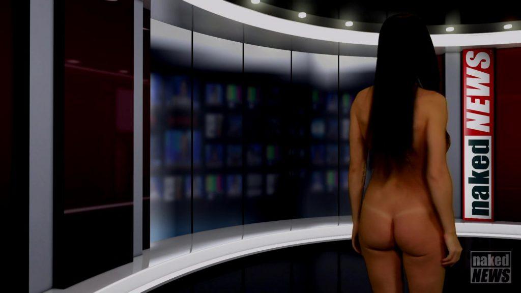 【※朗報】女子アナが全裸でニュースを伝える海外の番組エッッロwwwwwwwwwwwwwwwwwwwww(画像あり)・7枚目