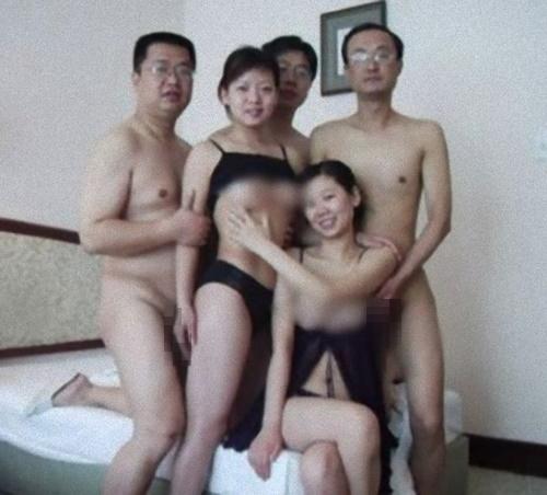 【※衝撃】中国の大富豪の流出画像 → 金持ちは大概コレやなwwwwwwwwwwwww(画像あり)・10枚目
