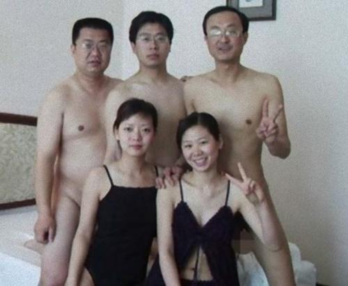【※衝撃】中国の大富豪の流出画像 → 金持ちは大概コレやなwwwwwwwwwwwww(画像あり)・12枚目