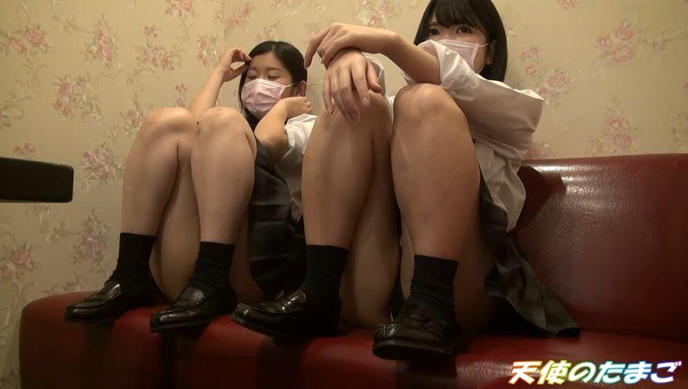 【※援○注意】素人専門メーカーさん、2人のJKとカラオケボックスでハメ撮りする暴挙にwwwwwwwwwwww・10枚目