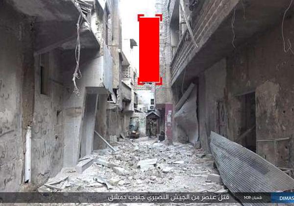 (閲覧注意)ISIS、宙吊りにした人爆弾を開発。やっぱキツイ・・・(写真あり)