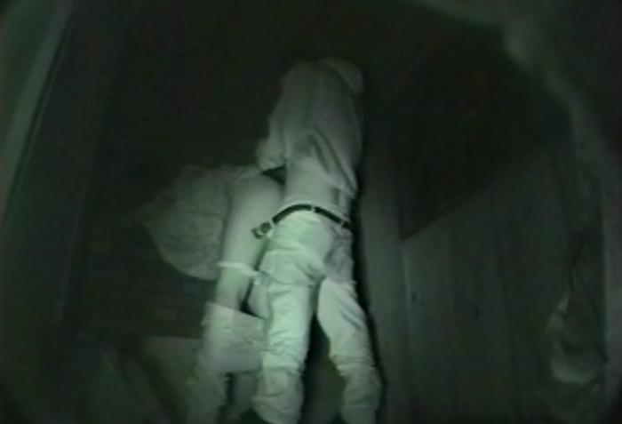 【※盗撮注意】深夜の公園を赤外線モードで撮影した結果wwwwwwwwww(画像あり)・9枚目