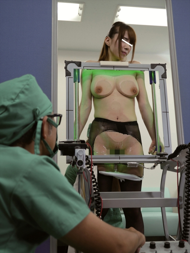 【※エロ画像】健康診断で最もエロい検査がこちらwww担当医マジで羨ましすぎwwwwwwwwwww・17枚目