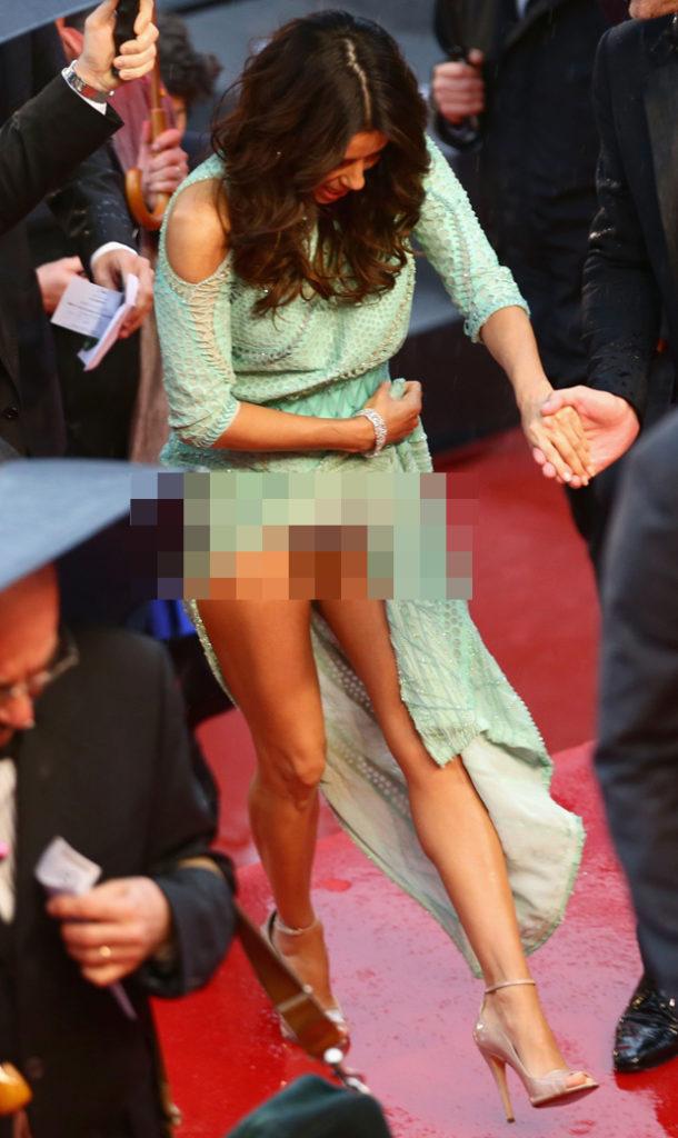 【※朗報※】カンヌ映画祭で定番になりつつある有名女優のマンチラwwwwwwwwwwww(画像あり)・20枚目