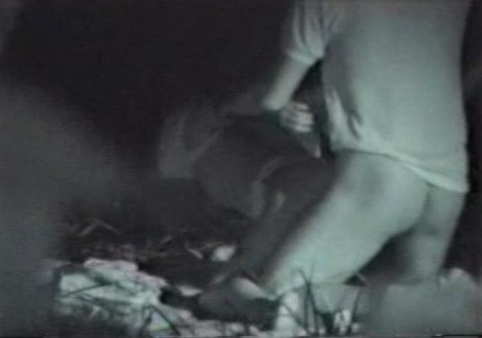 【※盗撮注意】深夜の公園を赤外線モードで撮影した結果wwwwwwwwww(画像あり)・22枚目