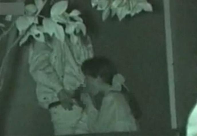 【※盗撮注意】深夜の公園を赤外線モードで撮影した結果wwwwwwwwww(画像あり)・2枚目