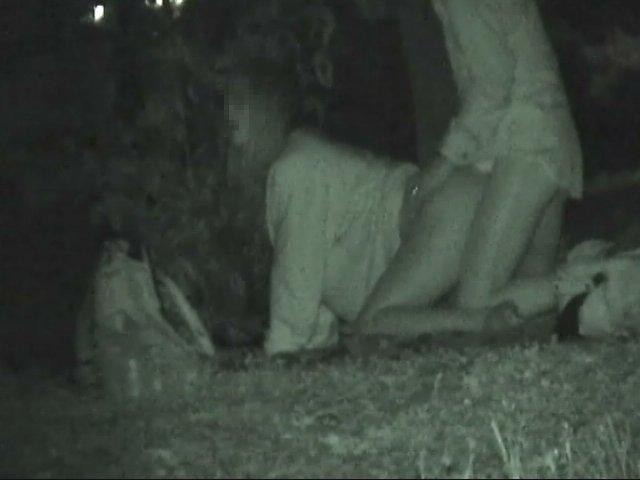 【※盗撮注意】深夜の公園を赤外線モードで撮影した結果wwwwwwwwww(画像あり)・7枚目