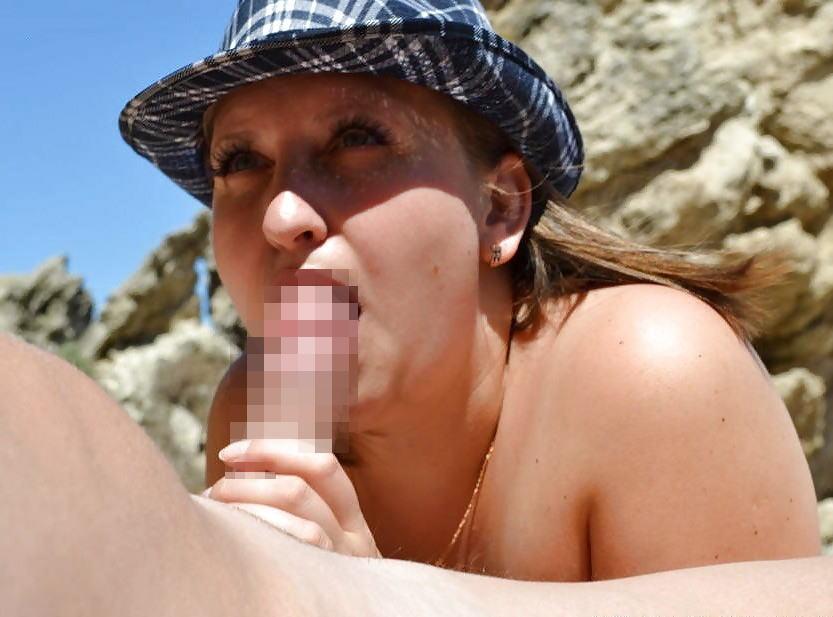 """""""ヌーディストビーチ""""にいる女の神経の図太さをご覧くださいwwww(56枚)・44枚目"""