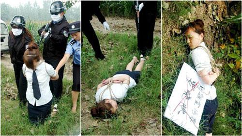 【※極刑】残虐極まりない処刑で殺された女性たち、一体何をしたんだ・・・(画像あり)・19枚目