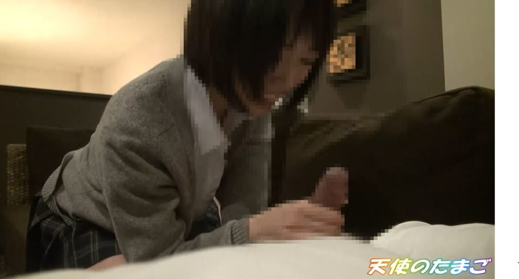 【※援○】JKさん、悪い大人に騙されハメ撮りを販売される。。これはキツイわwwwwwwwwwww(画像あり)・13枚目