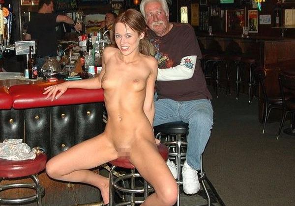 【※変態注意※】飲み屋に必ずいるこういうオンナって即ハメOKなんだよな???(画像あり)