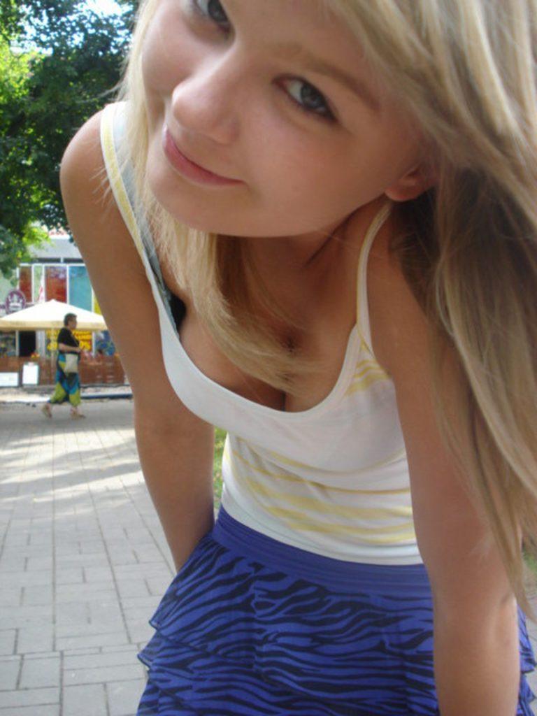 【※アカン…】SNSにうpするロシア女子学生の成長が具合がマジで半端じゃないんやがwwwwwwwwww(画像あり)・9枚目
