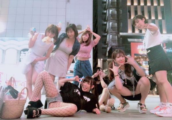 【※有能杉】AV女優たちが夏祭りで酔っ払った結果wwwwwwwwwこんなん絶対にボッキしてしまうわwwwwwwwww