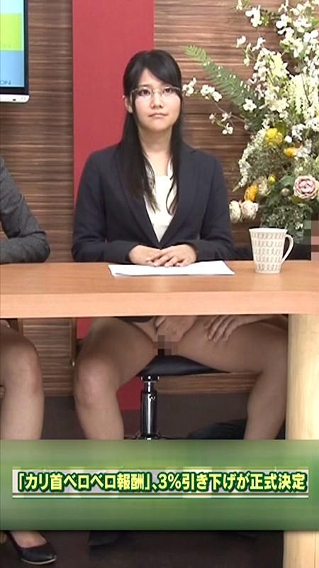 【※放送事故】女子アナさん、カメラアングル外の光景が卑猥すぎるwwwwwww(画像26枚)・21枚目
