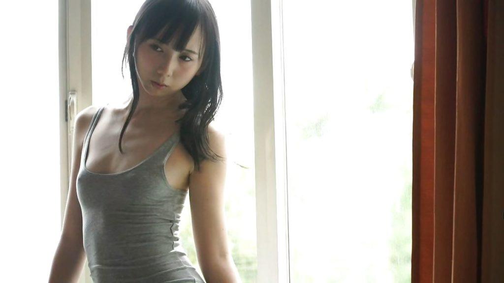 口リ系アイドルのーぷらん瀬戸栞、大胆にも胸ポチ解禁wwwwピンコ立ちワロタwwwwwww・34枚目