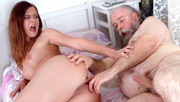 ジジイと孫ぐらいの年の差セックスで興奮するする奴ちょっと来いwwwwwwwwwww(28枚)・2枚目