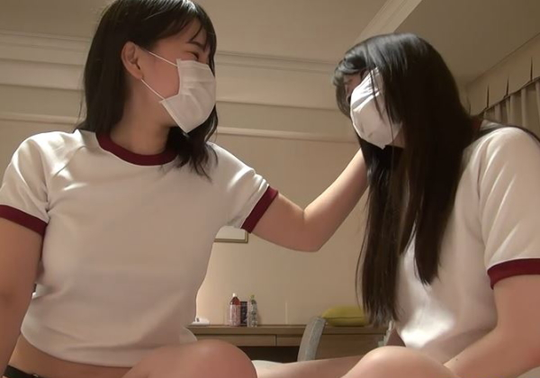 【※画像あり】10代の女の子2人を買ってレズプレイさせる鬼畜AVヤバすぎwwwwwww