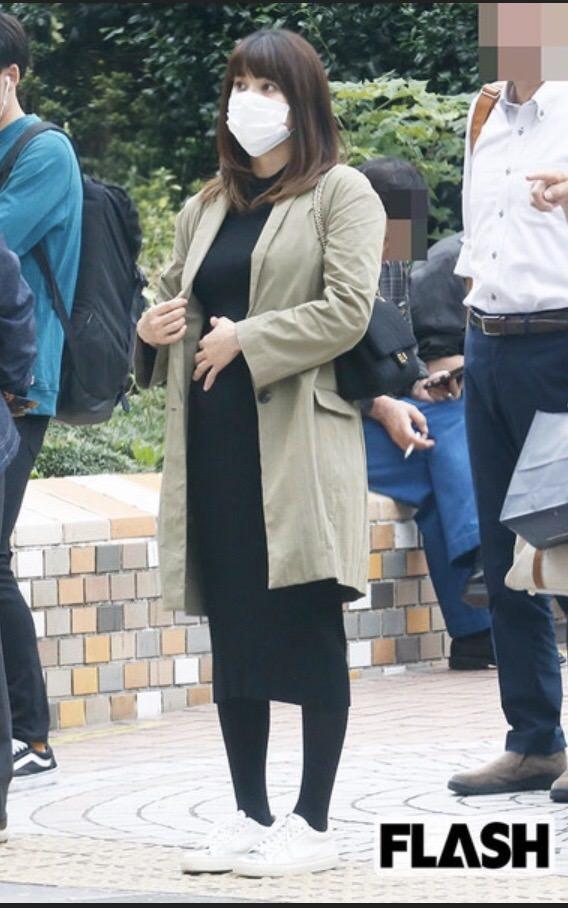 業界から干された妊娠中の上原多香子さん、巨乳化してる模様wwwwwwwwww・1枚目