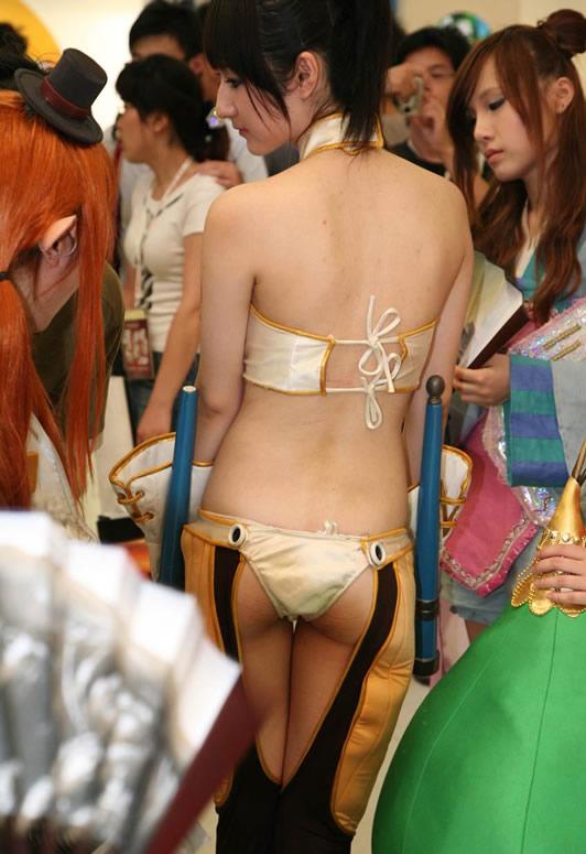 【流出】アジアゲームショーチャイナジョイのアフターで性接待させられる美人コンパニオンをご覧ください(画像あり)・17枚目