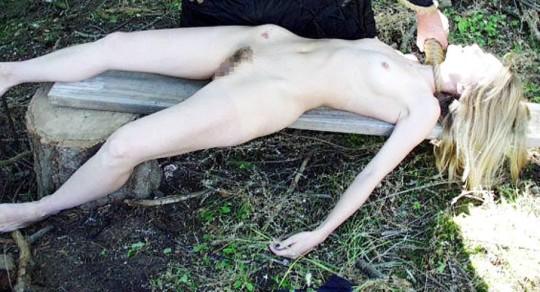 【※閲覧注意】殺害した女性のヌードを撮影して晒す殺人鬼の手口ヤバすぎやろ…(画像あり)・18枚目