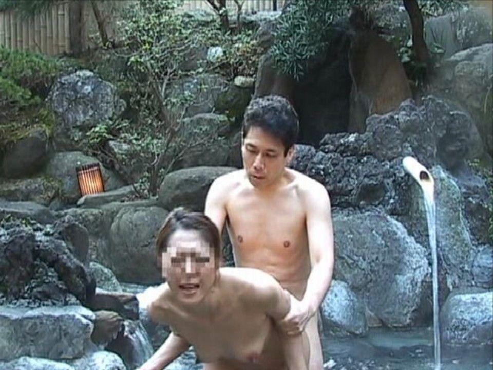 貸し切り露店風呂でカップルの後に入りたくない理由がコチラ・・・(31枚)・27枚目