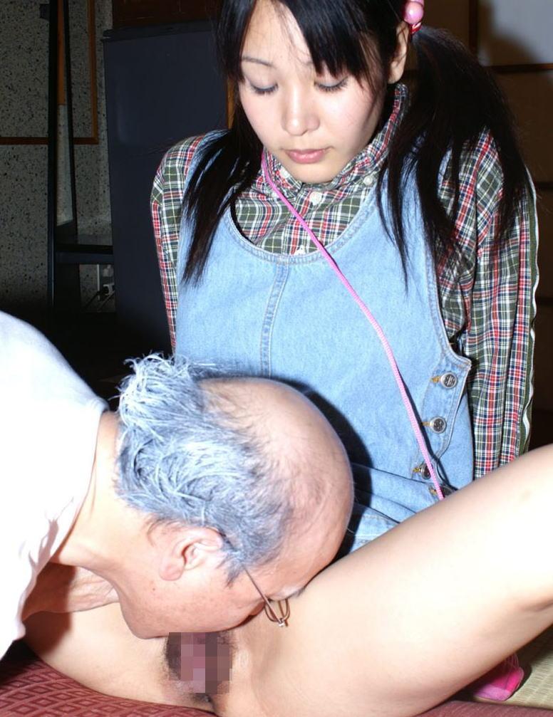 【エロ画像29枚】おじいちゃん、愛する孫にじっくり一生のトラウマを与える瞬間。・28枚目