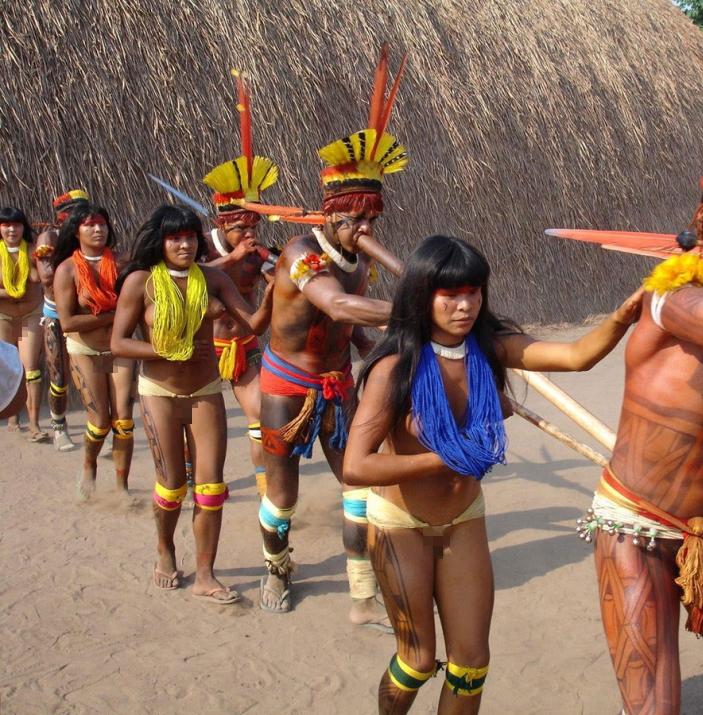 """""""アフリカ原住民""""の民族おっぱいを集めた結果。巨乳多すぎワロタwwwwwww・35枚目"""