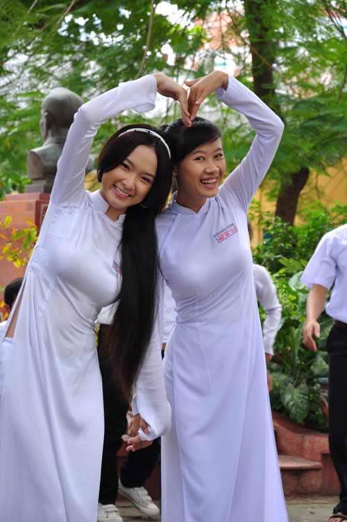 【朗報】ベトナムのJK、発育良すぎでワロタwwwwwwwwwwwww(画像あり)・3枚目