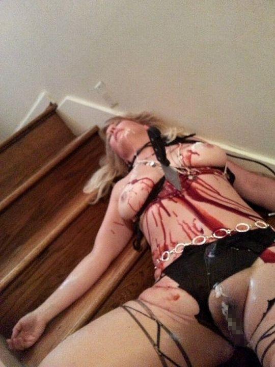 【※閲覧注意】殺害した女性のヌードを撮影して晒す殺人鬼の手口ヤバすぎやろ…(画像あり)・8枚目
