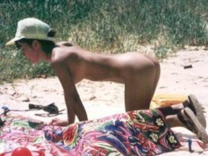 ヌーディストビーチの日本人のエロ画像77枚。これは抜けるわ