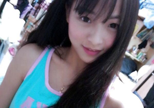 SNSで話題になったわき毛を生やした美10代小娘あいどるのご尊顔wwwwwwwwwwwwwwww