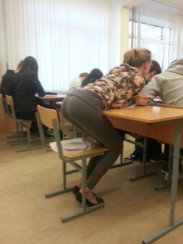 【※勃起不可避】ロシアの学校に潜入した結果wwwwwwwwwwwwww・1枚目