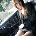 【画像あり】デートに誘ったミニスカまんさんを運転中にさり気なく撮ったから晒すわwwwwwwww