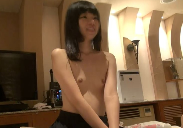 【援〇注意】黒髪の清純系娘が出演した援〇動画、これ大丈夫なヤツなん??