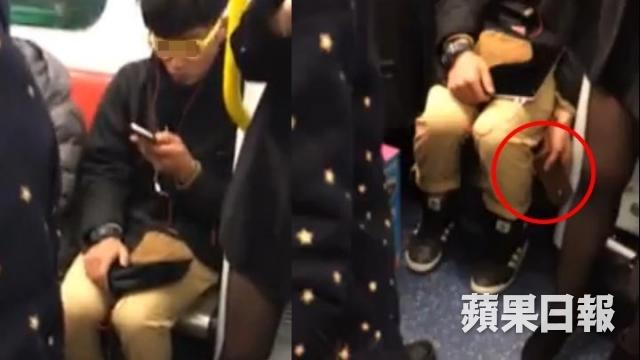 女子●生のスカートの中を盗撮しようとしてる変態男・・・バレバレだろこれwwwwwwwww(画像あり)・9枚目