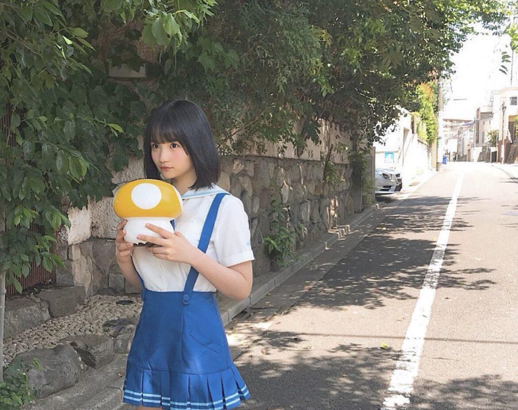 【※保存不可避】矢作萌夏(16)のFカップ着衣巨乳がめちゃシコwwwwwwwwwww(画像あり)・9枚目