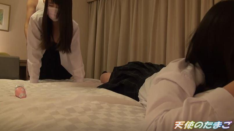 """【※素人】親友同士で""""3P""""してハメ撮り動画販売ってヤバすぎない??(動画)・9枚目"""