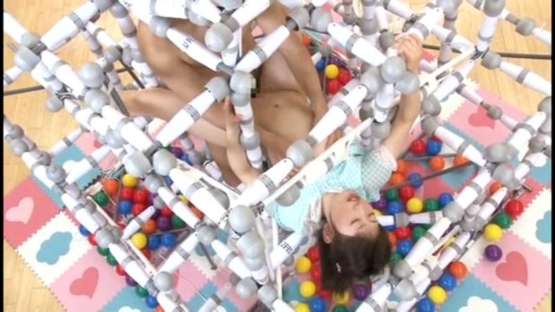 電マで制作されたジャングルジムを女の子に遊ばせる鬼畜っぷり・・・・・・(画像あり)・11枚目
