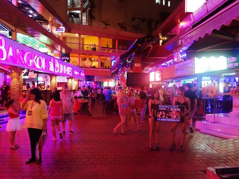 タイの歓楽街に行ってきたんだが・・夜遊び事情がヤバすぎwwwwwwww・13枚目